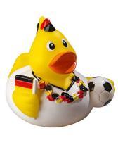 Quietsche-Ente Fußballfan