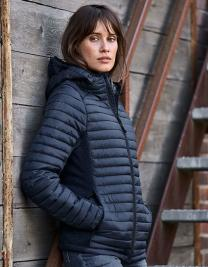 Womens Hooded Outdoor Crossover Jacket